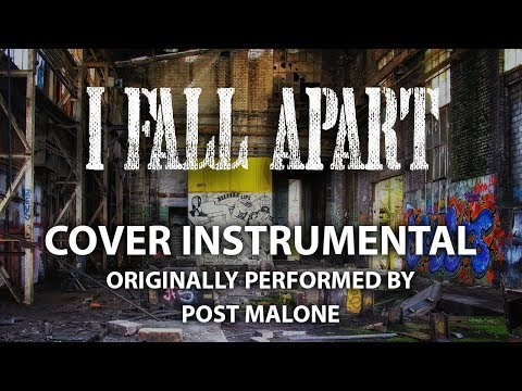 I Fall Apart (Cover Instrumental) [In the Style of Post Malone]