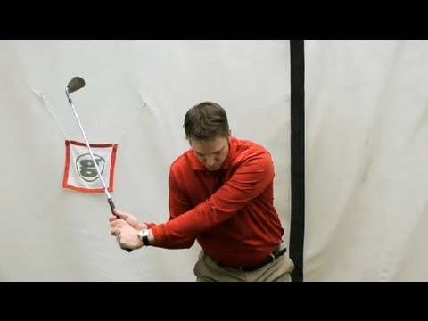 My Golf Swing Is Pulling Down With Left Arm : Golf Swing Tips