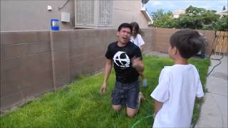 Ice Water Challenge - Team Han