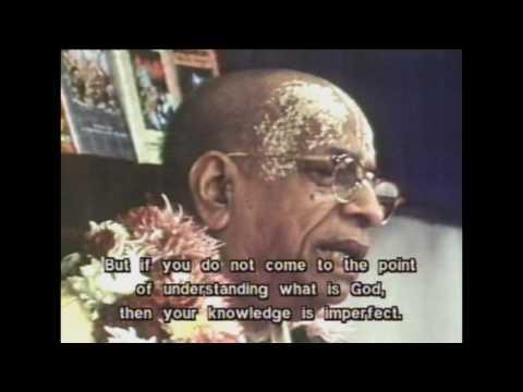 Self realization and Krishna Consciousness