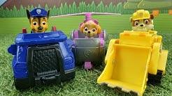 Spielzeug Video auf Deutsch. Paw Patrol auf dem Bauernhof. Spaß mit Spielzeugen