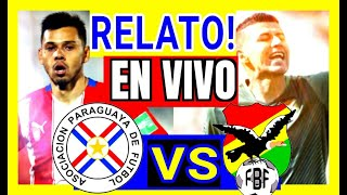 ? EN VIVO?PARAGUAY vs BOLIVIA 2020 ELIMINATORIAS QATAR 2022 RELATO Paraguay Boliviar HOY DIRECTO