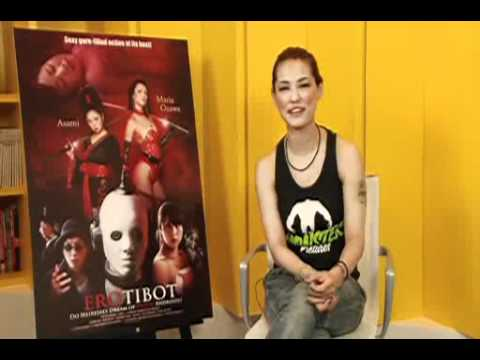 """Maria Ozawa First English Interview – Monster Pictures"""