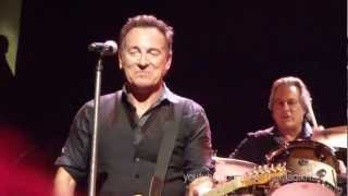 Does This Bus Stop at 82nd Street? - Springsteen - Tampa March 23, 2012