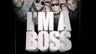 Meek Mill Feat. Rick Ross - Ima Boss (Instrumental)