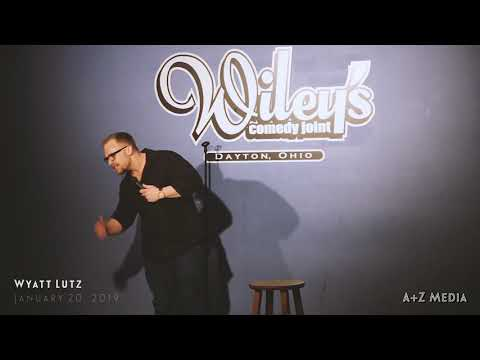 My First Open Mic. Wiley's Comedy Club