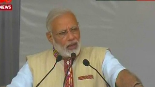Country has witnessed exemplary work within three years: PM Modi
