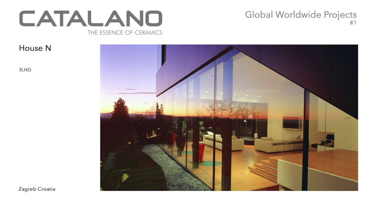 Ceramica Catalano - Global Worldwide Projects #1