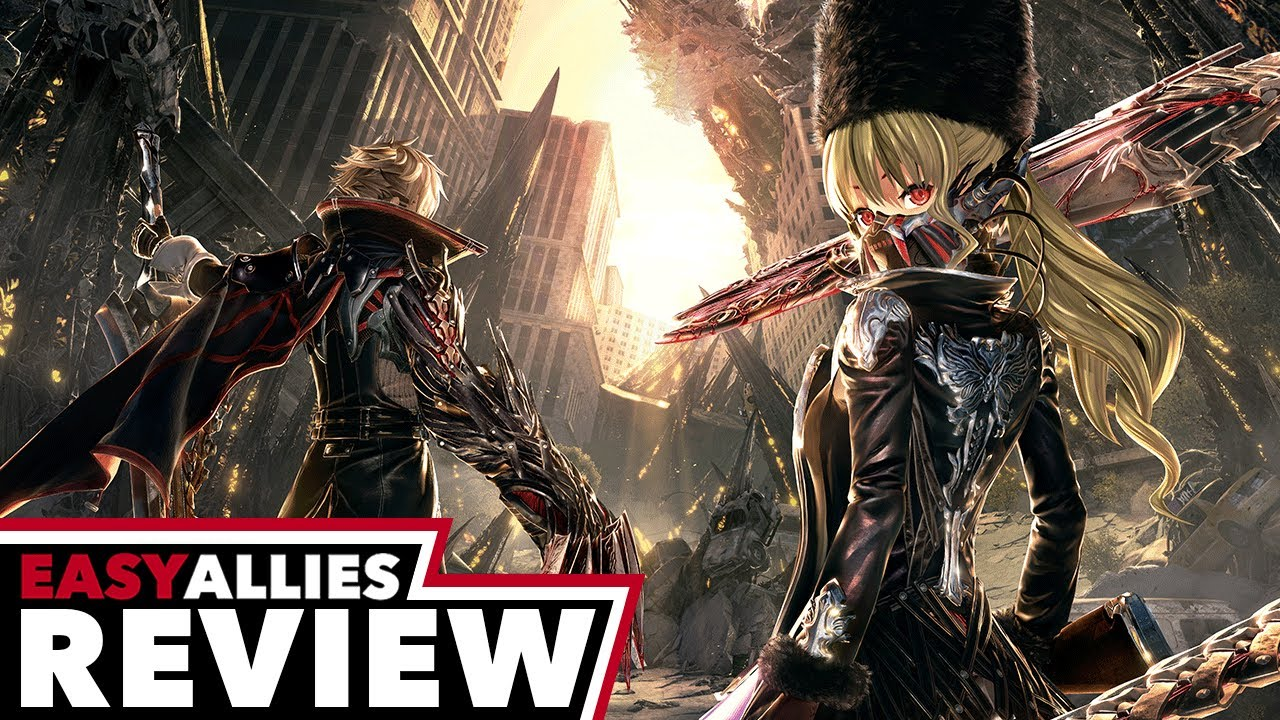 Code Vein - Easy Allies Review (Video Game Video Review)