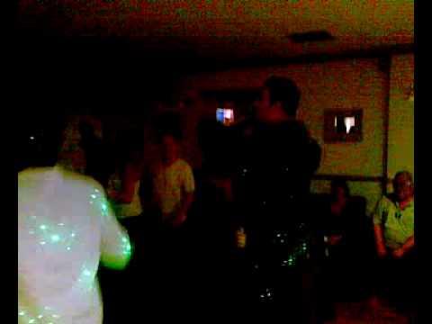 Tex Live at The Artisan Friday Night Karaoke Michael Jackson Thriller