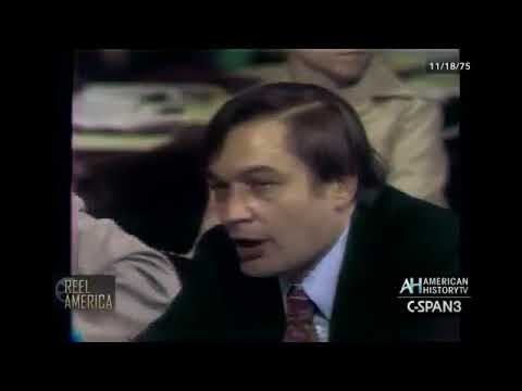 US Senate - Church Committee Hearings [1975]: FBI Operations against Dr. Martin Luther King Jr.