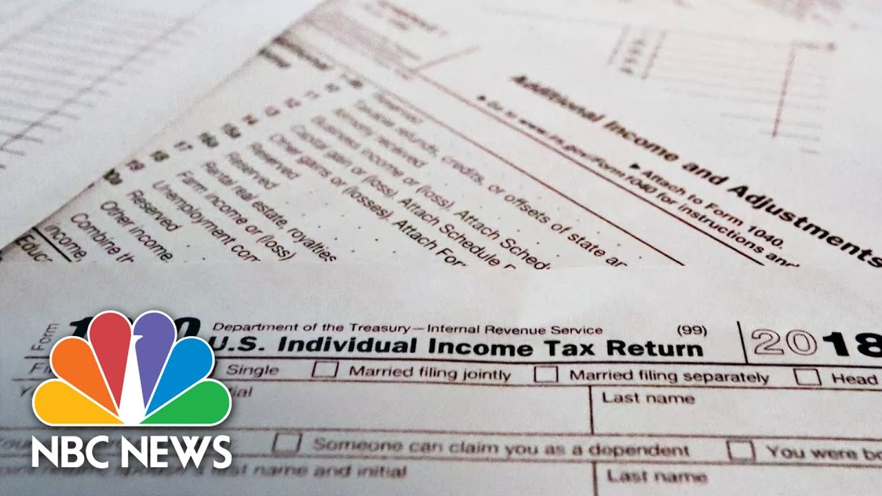 Download Reasons Why IRS Tax Refunds Delayed For Millions Of Americans   NBC News NOW