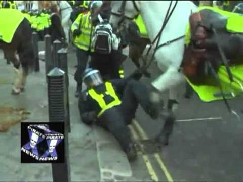 London Riots 30 Seconds To Mars Attack Off With Their Heads FTP Uncensored