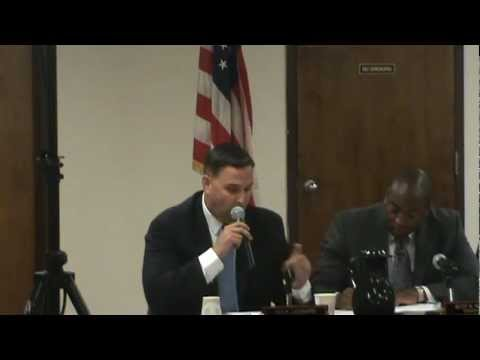 Camden County Freeholders Meeting 9/20/12 Part 3/5