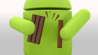 Repeat youtube video Android KITKAT 4.4 - Android Animation - Boat