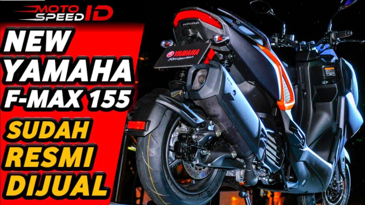 Download VIRAL❗NEW YAMAHA F-MAX 155 VVA RESMI MELUNCUR❗HARGA LEBIH MURAH DARI NMAX 2021?? KROYOK PCX 160 2021
