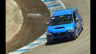 homepage tile video photo for Lap at Laguna Seca - 2016 STI