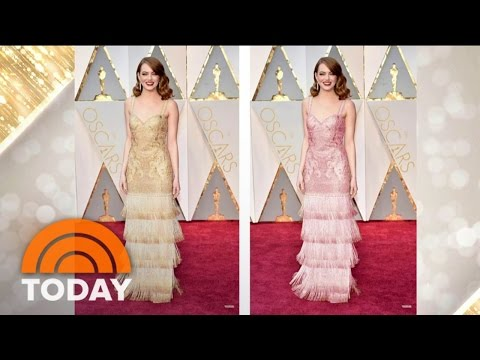 Oscars Red Carpet Remix: Bobbie Thomas Tweaks Some Of The Top Looks | TODAY