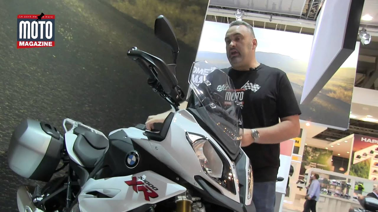 nouveaut moto 2015 bmw s 1000 xr youtube. Black Bedroom Furniture Sets. Home Design Ideas