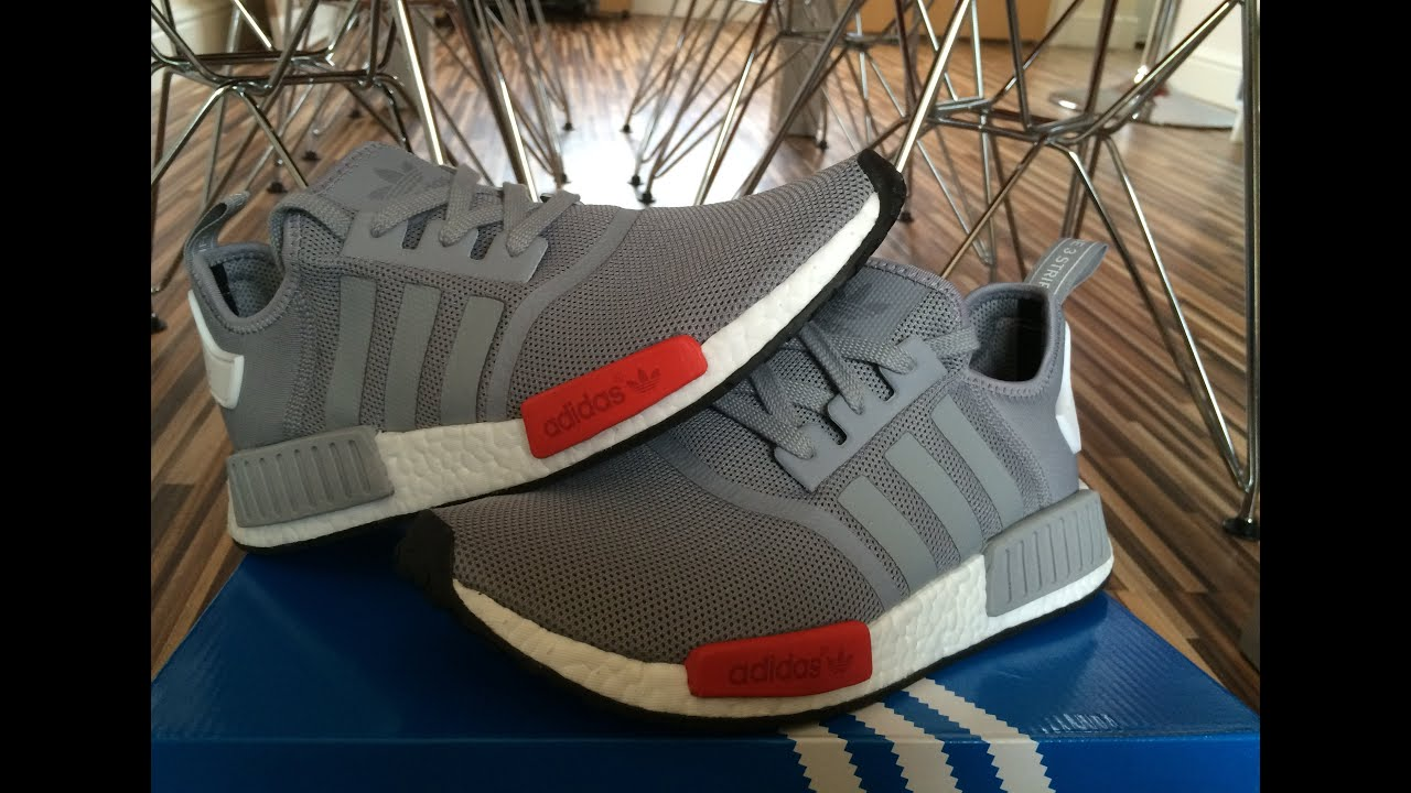 5fd4cfa8ceff0 Adidas NMD (unboxing   on foot) - YouTube