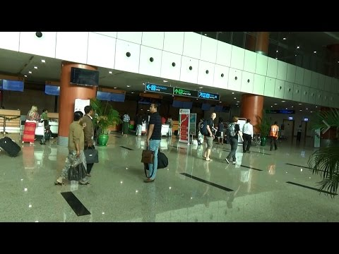 Yangon International Airport Domestic Terminal ( T3 )