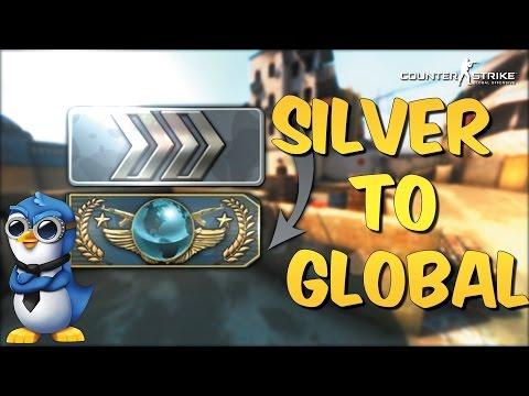 NO MORE SILVER GAMES! CS GO Competitive...