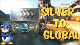 NO MORE SILVER GAMES! CS GO Competitive and Solo Queue #9