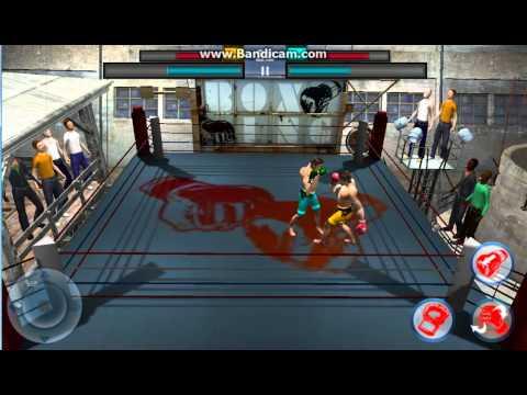 Boxing  3D - Flash Games