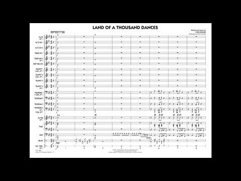 Land of a Thousand Dances by Chris Kenner/arr  Rick Stitzel