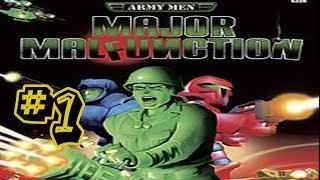 Army Men Major Malfunction || #1 || Top My Tan