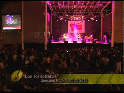 La Tribu Los Rancheros Epecuén Rock Festival 2012