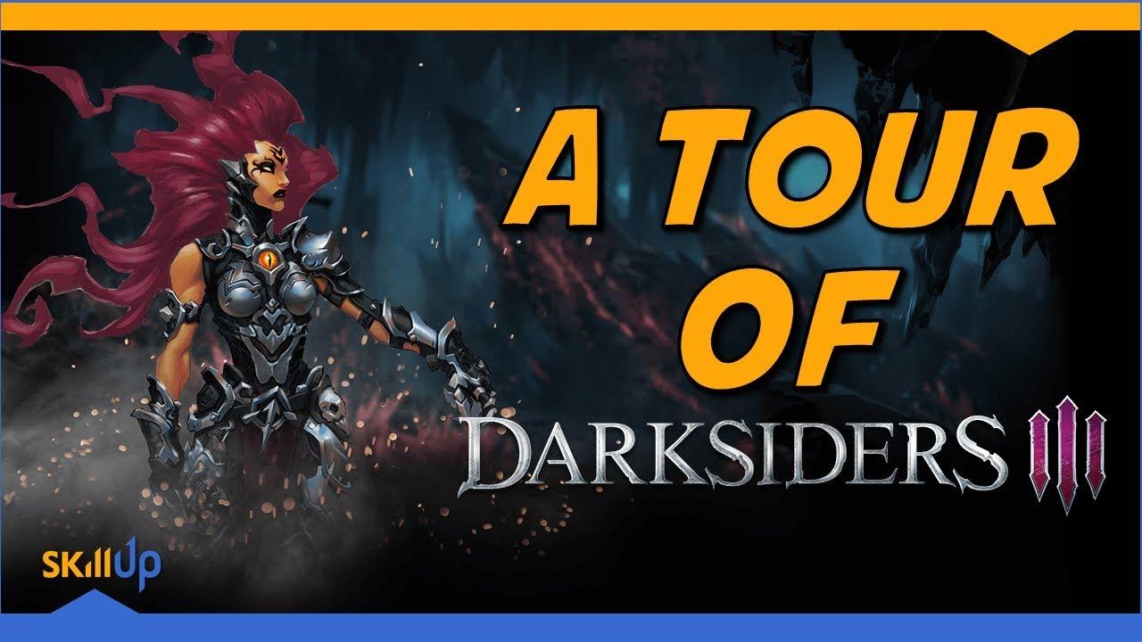 Un recorrido por Darksiders III [Livestream VOD] + vídeo