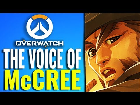 The Voice of McCree - Why He Sounds So Familiar [Overwatch]