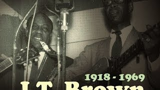Blues de Verdad PODCAST 04: J.T. Brown, el Saxo de Blues