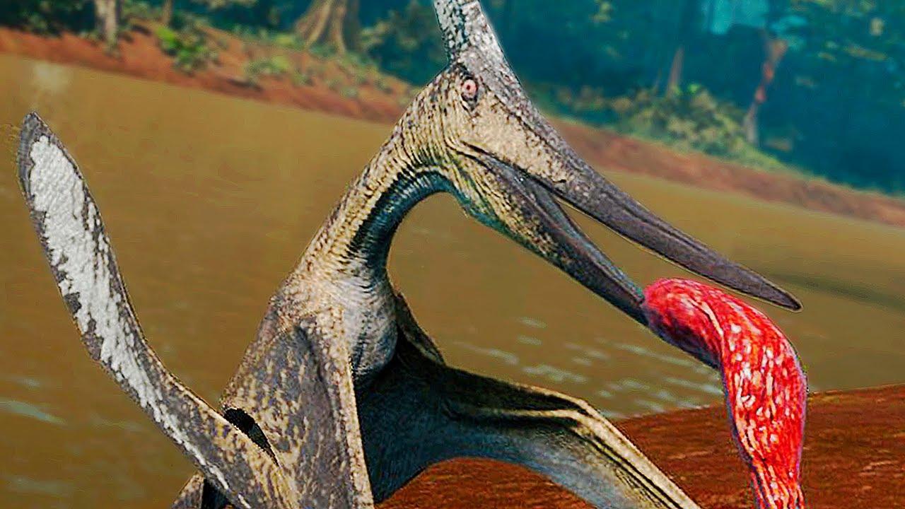 Piterinha, o Pteranodon Furtivo! Pegando Carcaças e Fazendo Amigos | The Isle Evrima | (PT/BR)