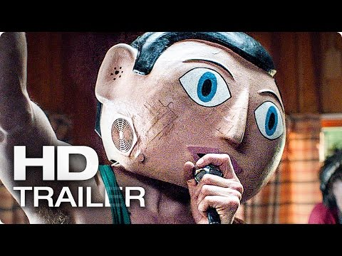 FRANK Trailer German Deutsch (2015)
