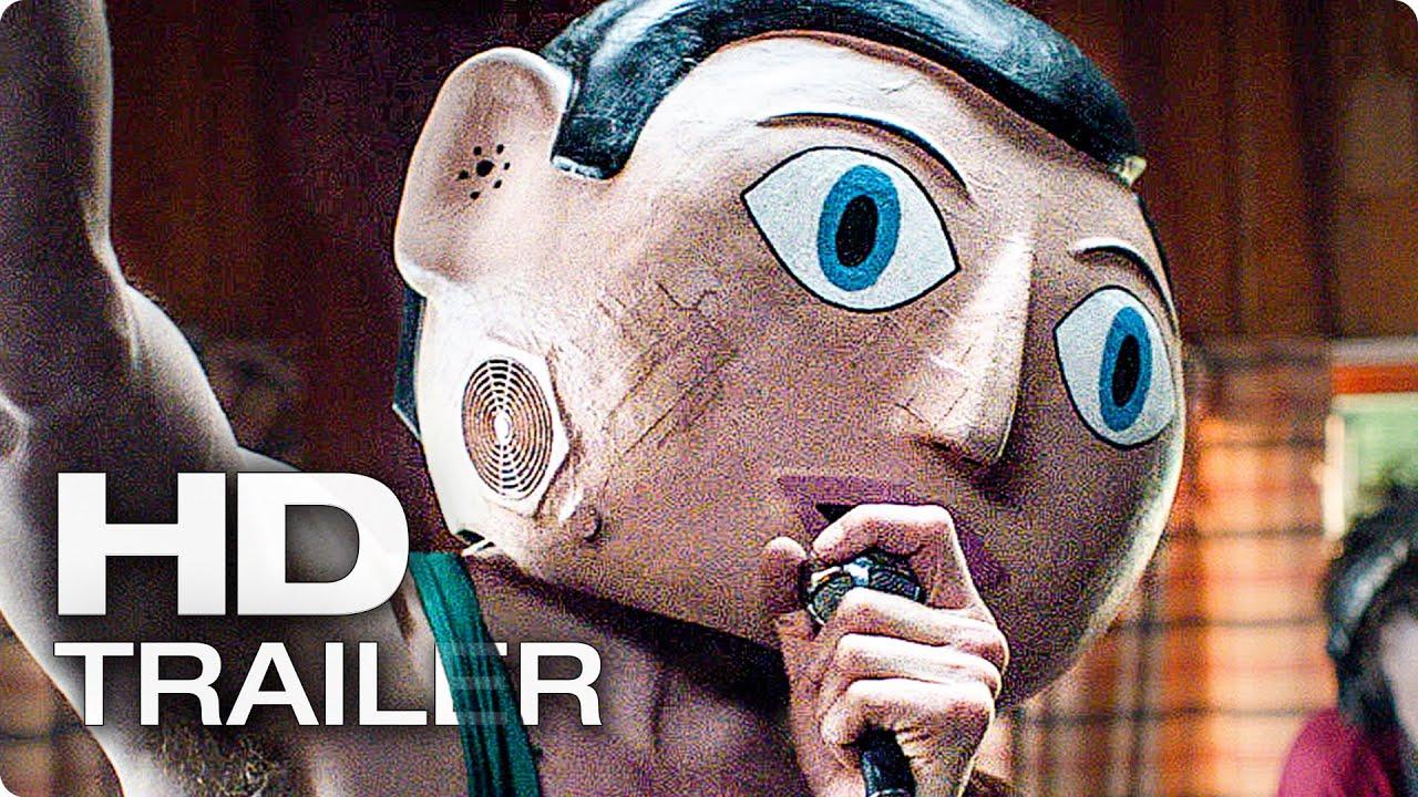 FRANK Trailer German Deutsch (2015)