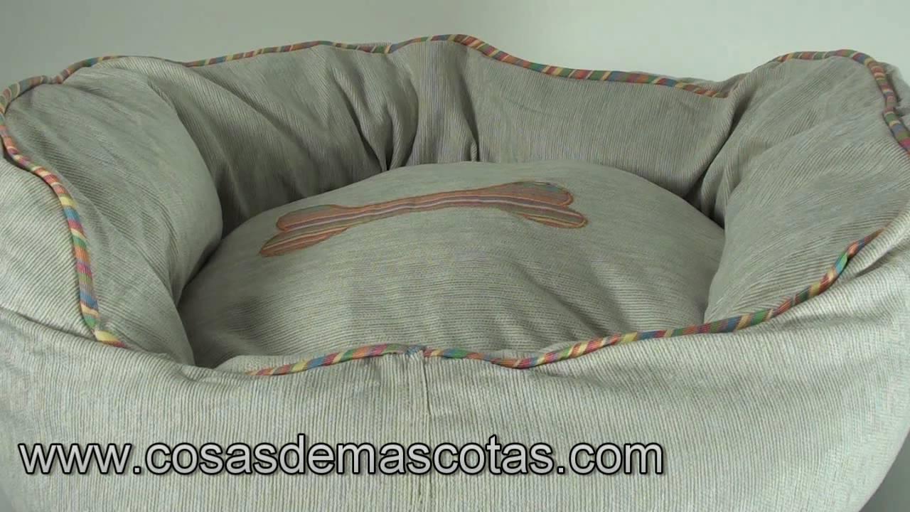 Demo cama para perro peque o youtube for Cama para perros