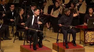 Lương Chúc - nhạc phim: Lương Sơn Bá   Chúc Anh Đài Hòa Tấu Nhạc Cụ Dân Tộc Trung Hoa