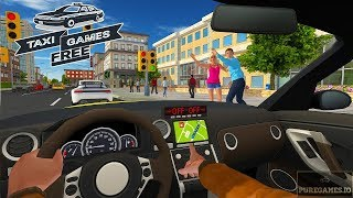 City Taxi Driving Simulator | Car Driving Gameplay | Android Kids Latest YZ Games 2019