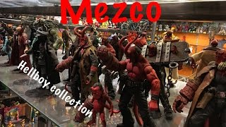 Mezco Hellboy Movie Action Figure Toy Review