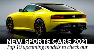 10 New Sports Cars with Inside-out Performance Upgrades (Estimated Prices in 2021)