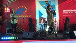 Смуглянка - 9мая 2015 ,Николай Тимофеев (Нико лайТ)