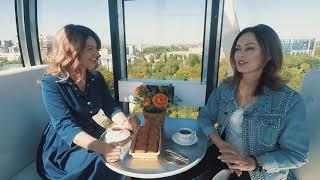 Высокие гости: Ирина Безрукова