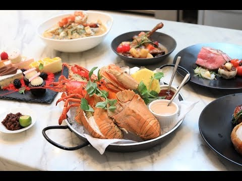 Marriott Cafe  - Signature Buffet At Singapore Marriott Tang Plaza Hotel