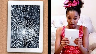BROKEN IPAD! - Shiloh And Shasha - Onyx Kids