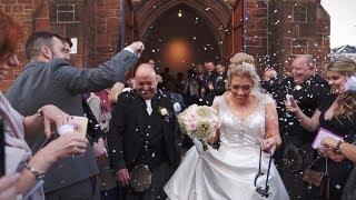 Ingliston Wedding Video - Marion & Stephen