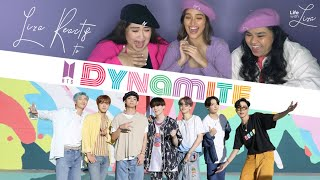 Reacting to BTS' (방탄소년단) 'Dynamite' l Life with Liza
