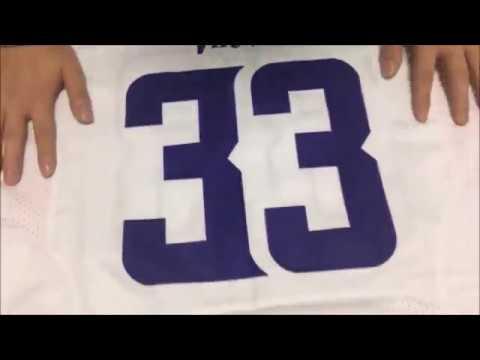 Minnesota Vikings #33 Dalvin Cook  Jerseys Wholesale Cheap From China Free Shipping