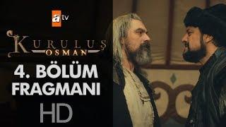 Kuruluş Osman 4. Bölüm Fragmanı